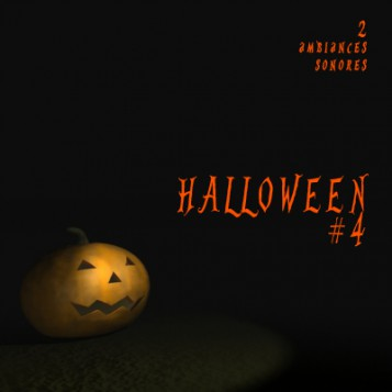 Pack bruitages et ambiances Halloween 4