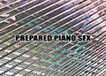 Bruitages de prepared piano